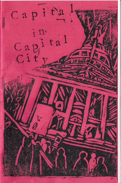 Capital in Capital City Volume 0